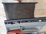 Обшивка двери задней правой на Volkswagen Phaeton 1 поколение, фото 6