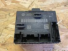 Модуль управления двери передней правой на Audi A6 4G/C7