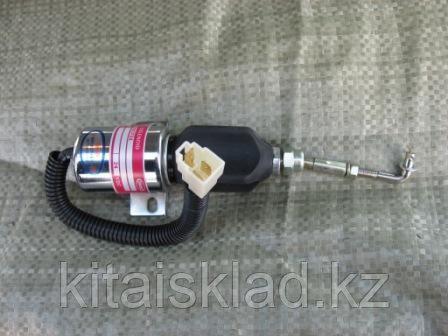 Глушилка двигателя Dong-Feng