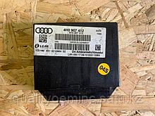 Блок комфорта на Audi A8 D4/4H