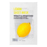 Питательная тканевая маска EUNYUL Purity Lemon Sheet Mask