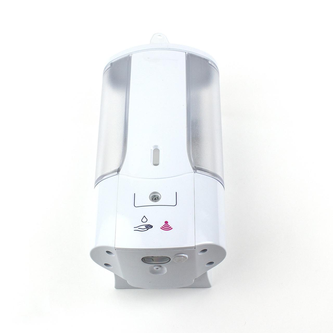 Сенсорный дозатор GL9001 для жидкого мыла (белый)