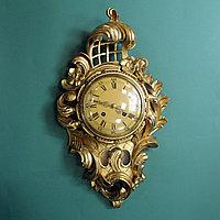 НАСТЕННЫЕ ЧАСЫ. Часовая мастерская A.B. Westerstrand & Soner / Toreboda.