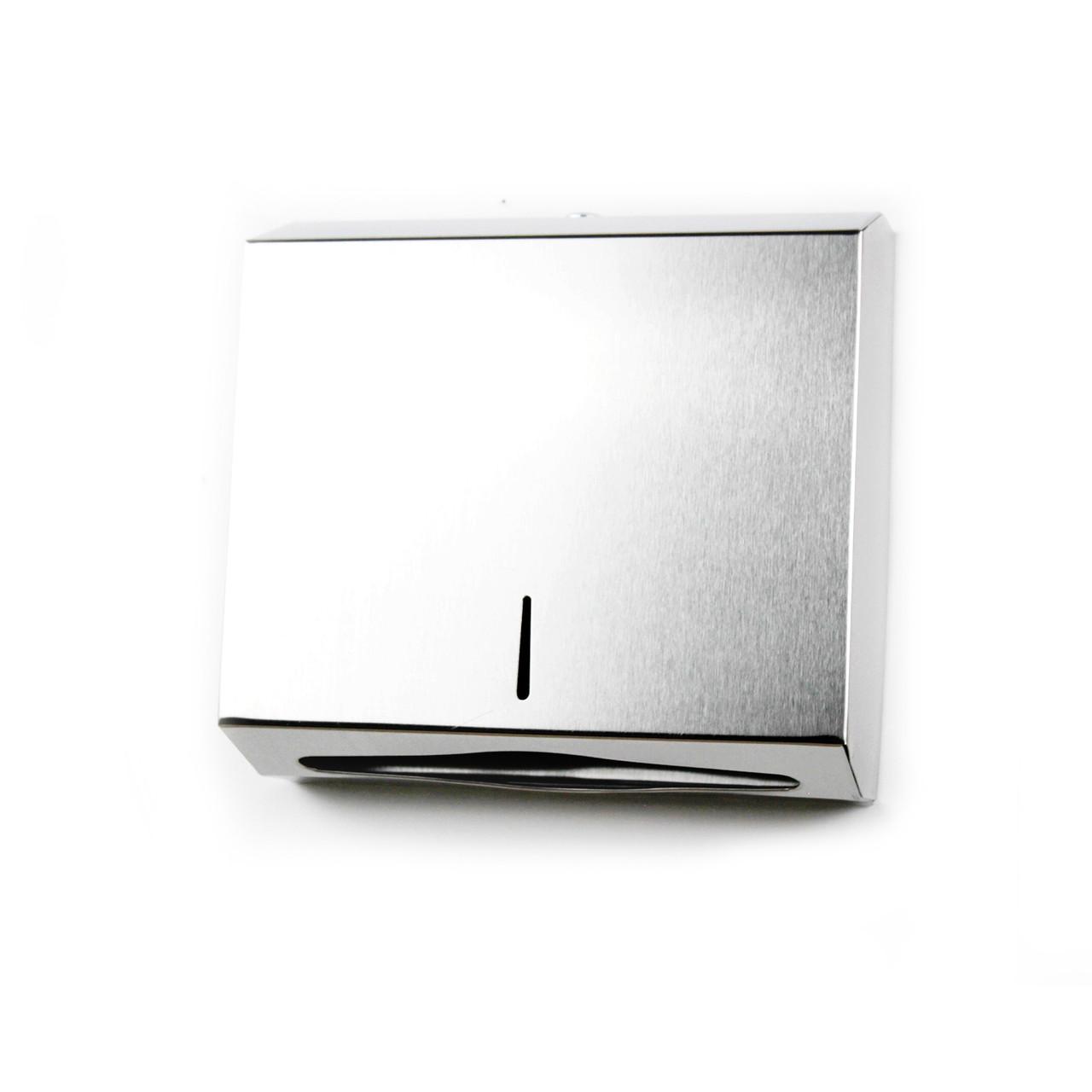 Диспенсер GL140 для Z полотенец (металлический)