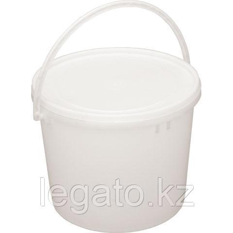 Ведро 5,7 л (JETO 55 белый  овал )