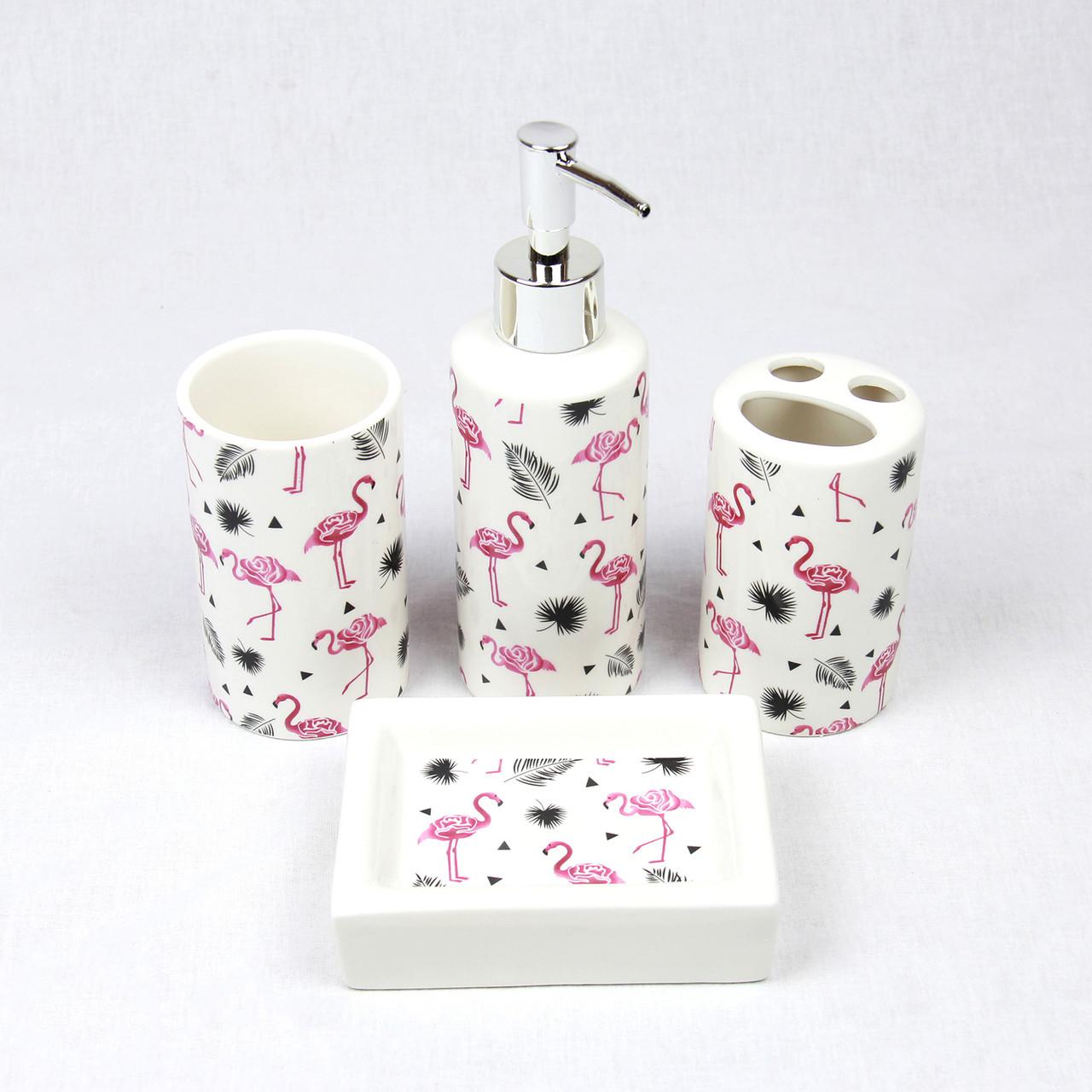 """Керамический набор для ванной комнаты """"Лилиан"""" GL5035"""