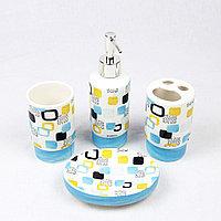 """Керамический набор для ванной комнаты """"Лео"""" GL5036"""