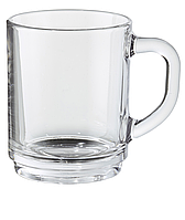 Кружка стеклянная стекло 250мл