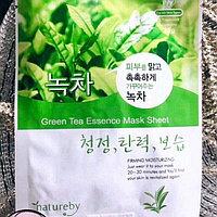 Маска-эссенция для лица Green Tea Essence Mask Sheet