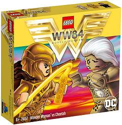 76157 Lego Super Heroes Чудо-женщина против Гепарды, Лего Супергерои DC