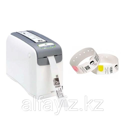 Термопринтер браслетов Zebra HC100