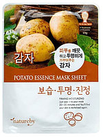 Увлажняющая маска эссенция для лица Potato Essence Mask Sheet