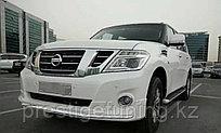 Аэродинамический обвес Modellista на Nissan Patrol Y62 2010-19