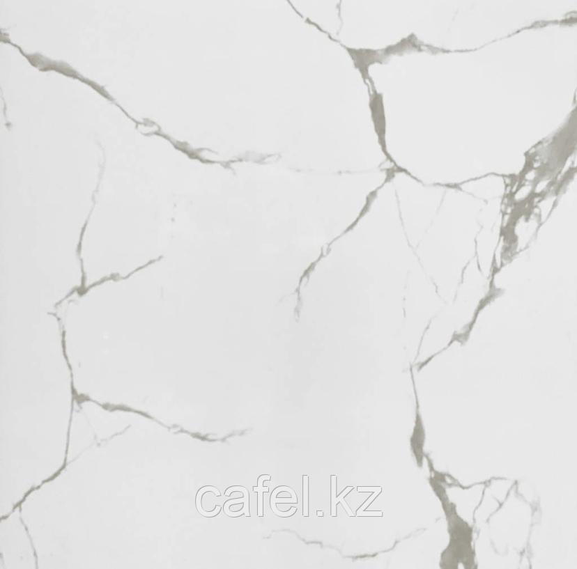 Керамогранит 80х80 белый под мрамор
