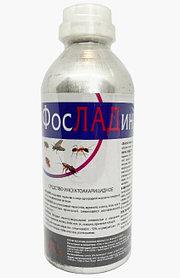 Средство от насекомых ФосЛАДин 1л (хлорпирифос 50% + циперметрин 5%)