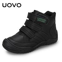 Ботинки для мальчика Uovo черные