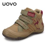 Ботинки для мальчика Uovo c принтом