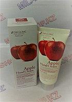 3W Clinic Apple Hand Cream 100 ml - Крем для рук с экстрактом яблока