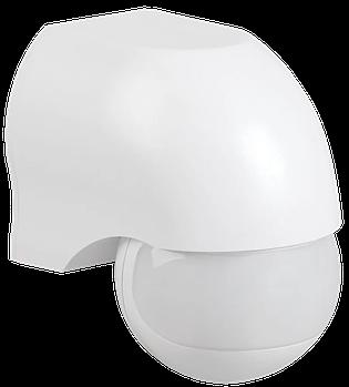 Датчик движения FOX-08 белый, 1100Вт, 12м IP44 MEGALIGHT (50)