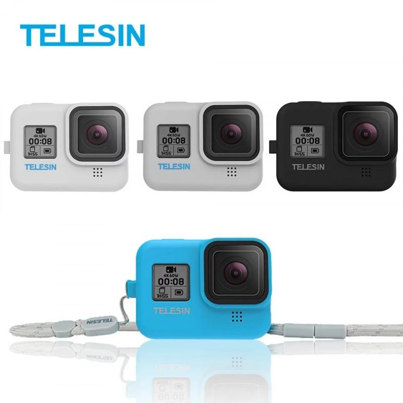 Защитный силиконовый чехол TELESIN для GoPro HERO 8
