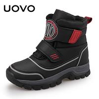 Зимние ботинки для мальчика Uovo 31