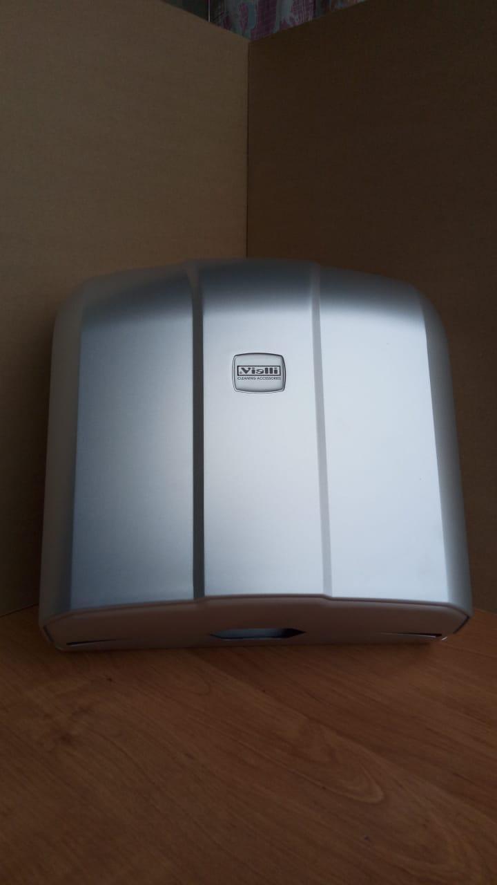 Диспенсер настенный Vialli для бумажных  полотенец Z укладки