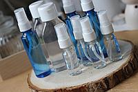 Спрей флаконы для антисептиков / тара / cпрей /, фото 1