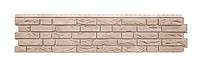 Фасадная панель  Янтарный 306x1487 мм GL (Я-Фасад) Демидовский кирпич, фото 1