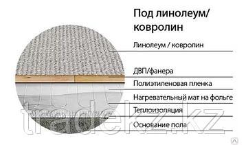 """Мат нагревательный, теплый пол """"Теплолюкс"""" Alumia 300 Вт/2,0 кв.м, ширина рулона 0,5 м., фото 2"""