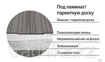 """Мат нагревательный, теплый пол """"Теплолюкс"""" Alumia 375 Вт/2,5 кв.м, ширина рулона 0,5 м., фото 3"""
