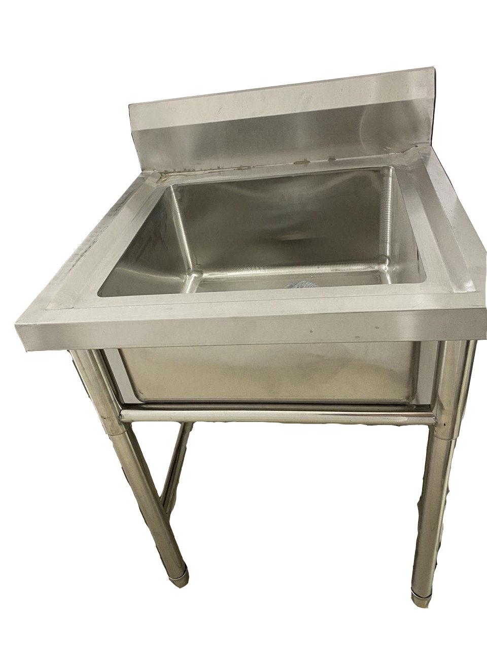 Ванна моечная промышленная 1-секционная