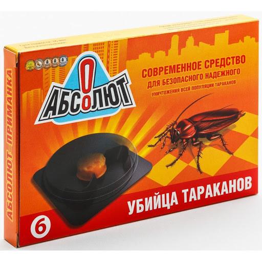 Абсолют Приманка против тараканов