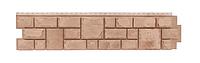 """Панель фасадная  """"ЯФАСАД"""" Екатерининский камень Янтарный  306x1487 мм Grand Line"""