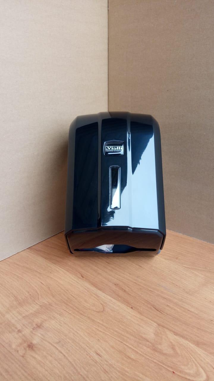 Диспенсер настенный Vialli для туалетной бумаги Z укладки