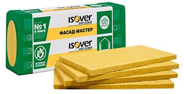 Утеплитель ISOVER плотн. 110 для стен и фасада