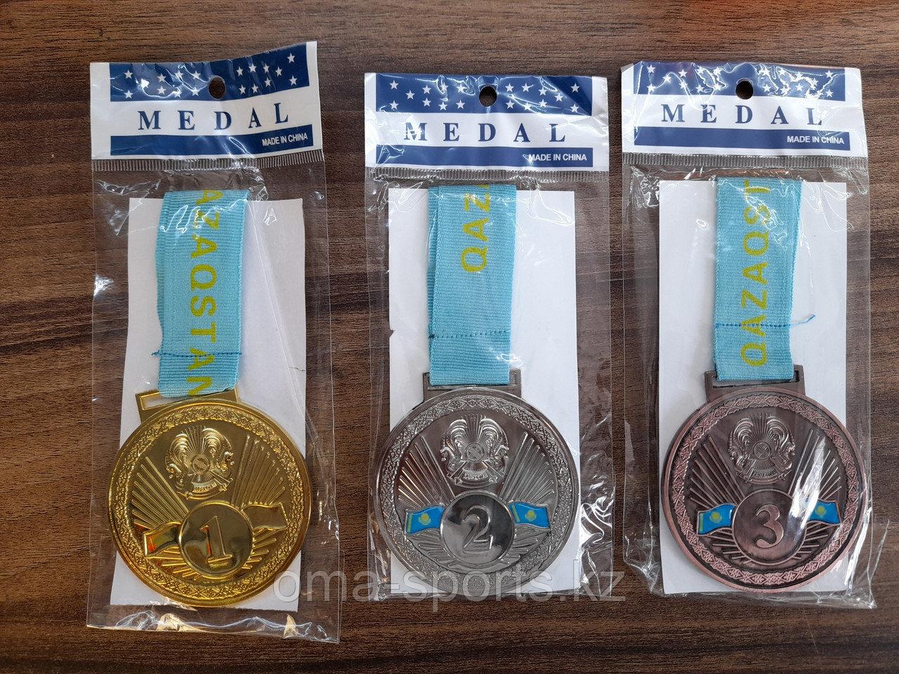 Медали Казахстан
