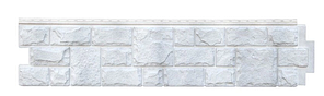 """Панель фасадная  """"ЯФАСАД"""" Екатерининский камень Серебро 306x1487 мм Grand Line"""