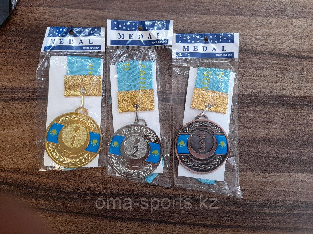 Медали Казахстан JUN - 461