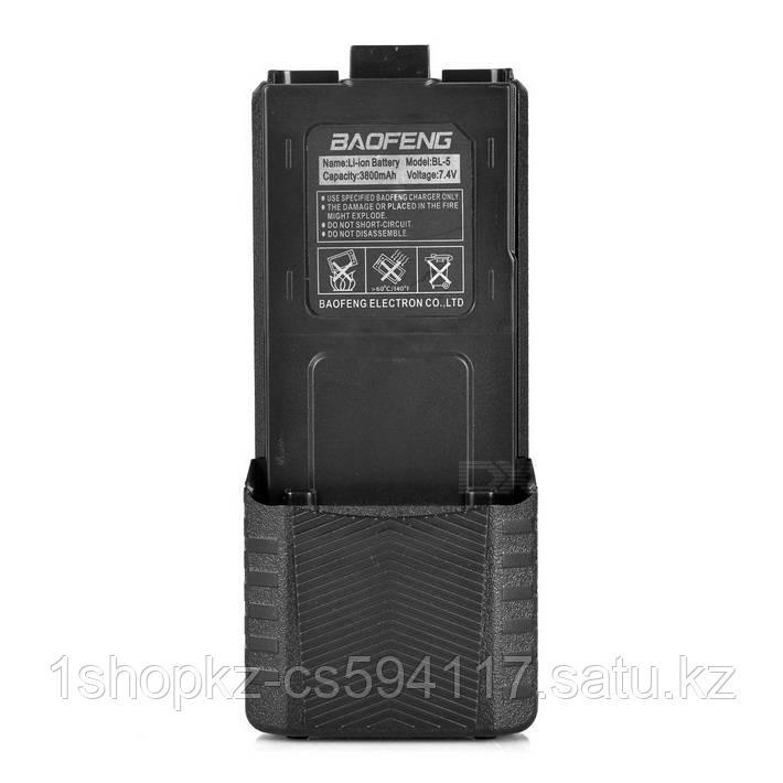 Усиленный аккумулятор BL-5L для Baofeng UV-5R, Kenwood TK-F8