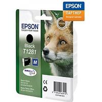 Картридж Epson C13T12814012 I/C black for S22/SX125 Черный