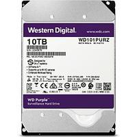 """Внутренний жесткий диск HDD 10Tb 3,5"""" WD WD102PURZ"""