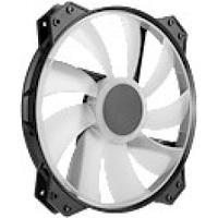 Вентилятор для корпуса CoolerMaster MF200R RGB 200x200x25 800RPM 90CFM R4-200R-08FC-R1