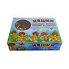 """Печенье грибочки в шоколадной глазури """"Няшки"""", 600 г"""