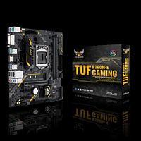 Материнская плата ASUS TUF B360M-E GAMING LGA1151 iB360 2xDDR4 6xSATA3 1xM.2 DVI+D-Sub+HDMI mATX