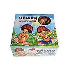 """Печенье грибочки в шоколадной глазури """"Няшки"""", 250 г"""