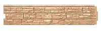 Фасадная панель Янтарный 306x1487 мм GL (Я-Фасад) Сланец
