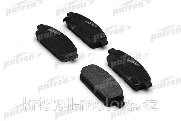 Колодки задние CHEVROLET CRUZE 09-/LACETTI 08-/ORLANDO 10-/OPEL ASTRA GT