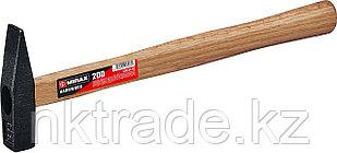MIRAX 200 молоток слесарный с деревянной рукояткой, 20034-02