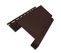 Планка наборная (наличник) 3,0 Grand Line ЯФАСАД Темный дуб
