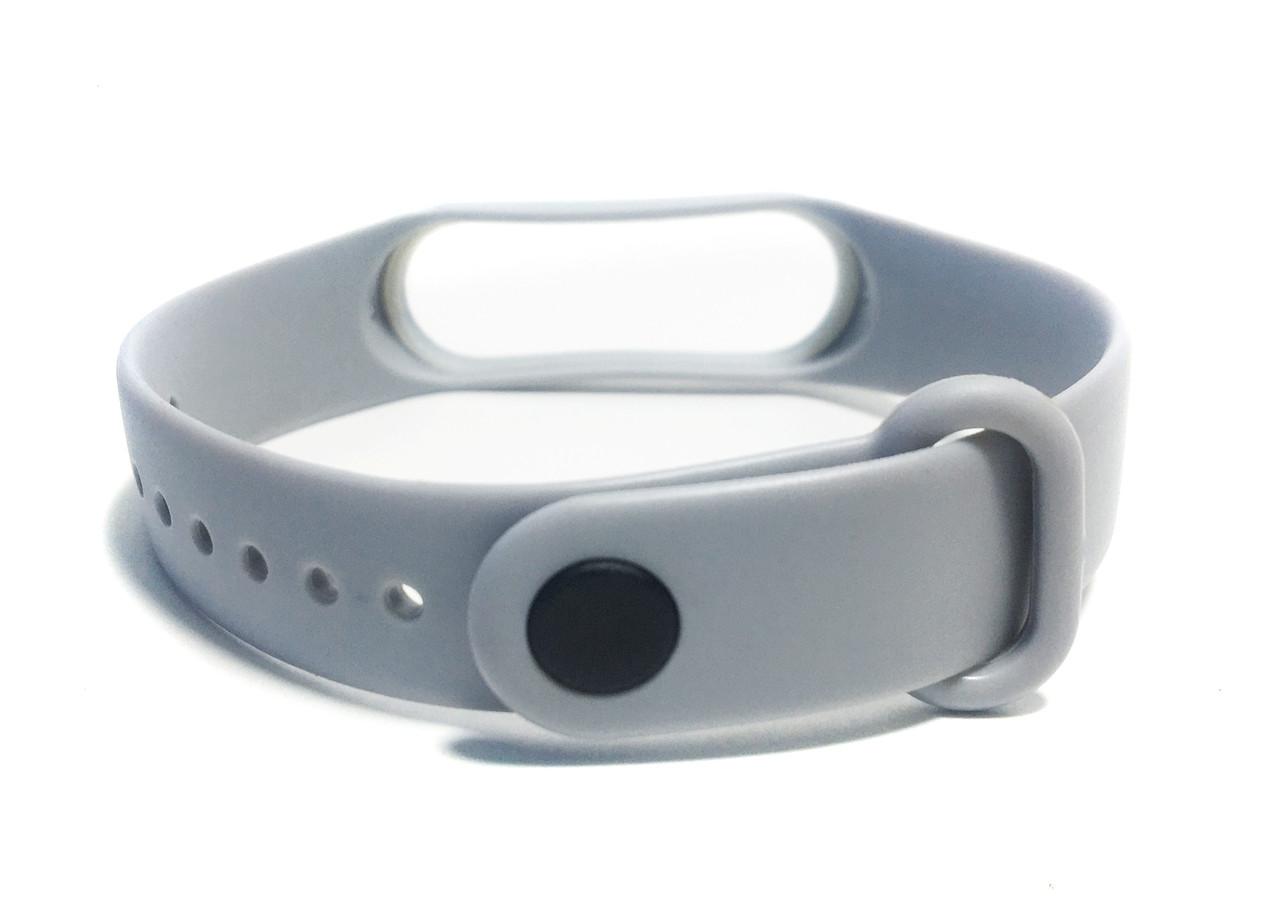 Силиконовый браслет (ремешок), для фитнес часов Xiaomi Mi Band 3/4, регулируемая застежка, унисекс